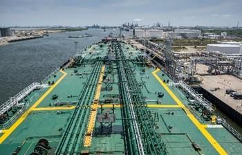 Modifications to the Buckeye Texas Terminal enable berthing